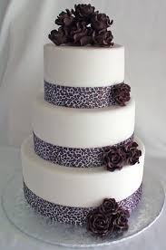 3 teir cake with fondant and sprinkels tier round white fondant