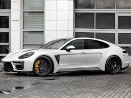 porsche panamera bodykit panamera gets aggressive kit and 650 hp