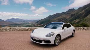 Porsche Panamera Hatchback - porsche panamera 4 e hybrid executive carrara white exterior
