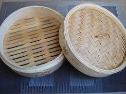 cuisine asiatique vapeur recettes d une chinoise panier en bambou pour la cuisson à la vapeur