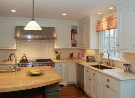 Kitchen Backsplash Ideas With Cream Cabinets Kitchen Backsplash Off White Cabinets Cream Cabinets View Full