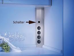 ecksteckdose küche fach ecksteckdose mit schalter