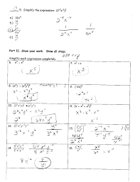 simplify exponents worksheets division table worksheet exponential