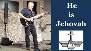 finger style guitar country gospel he is jehovah youtube