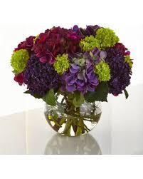 faux floral arrangements find the best deals on hydrangea snowball faux floral arrangement