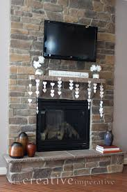 Decorate Mantel For Valentines Day by The Creative Imperative How To Create An Understated Valentines