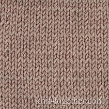 knit together stockinette stitch plain knit jersey how to