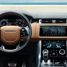 land rover white interior 2018 range rover sport image gallery land rover usa