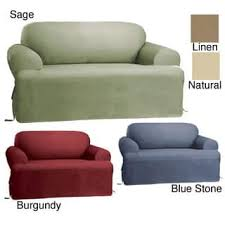 sofa u0026 couch slipcovers for less overstock com