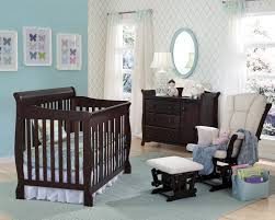 Baby Cribs And Changing Tables by Stupendous Dark Wood Cribs 10 Dark Wood Cot Bed Uk Meadow In