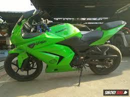 มอเตอร ไซค ม อสอง kawasaki ninja 250 motorcycle kawasaki