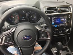 subaru legacy convertible first drive 2018 subaru legacy and outback exhausted ca