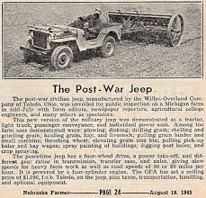 where is jeep made who built the jeep