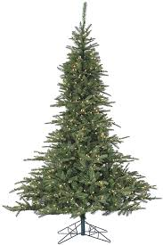artificial christmas trees from fraser hill farm hanover products