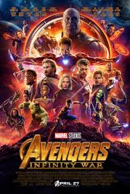 infinity war poster released with the second trailer