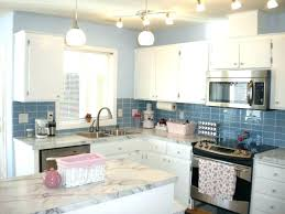 light blue kitchen ideas blue kitchen ideas black white kitchen large size of modern black