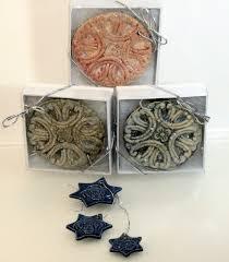 ceramic tree ornaments lights decoration