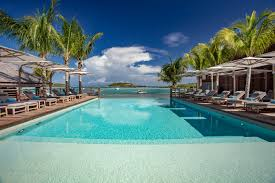 St Barts Map Location by