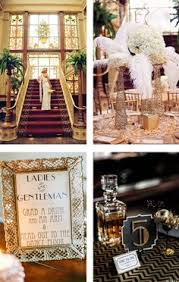 Great Gatsby Themed Party Decorations A Great Gatsby Themed Wedding The Party Of The Year Themed