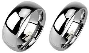 wedding bands in 60 on men s traditional wedding bands groupon goods
