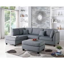 Sectional Sofa Grey Gray Sectional Couch You U0027ll Love Wayfair