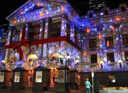 christmas light displays los angeles lighting los angeles best christmas light displays in los angeles