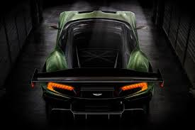 aston martin vulcan this is the vulcan aston martin u0027s craziest car ever the verge