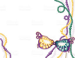mardi gras border stock vector art 117701737 istock