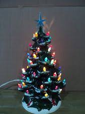 ceramic christmas tree ebay