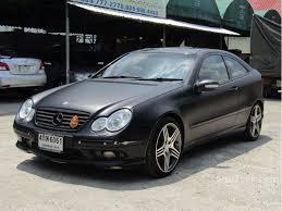 2004 mercedes c230 coupe mercedes c230 kompressor 2004 sports 2 3 in กร งเทพและปร มณฑล