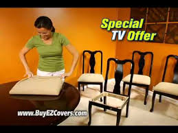 ez chair covers ez covers 60 second tv spot