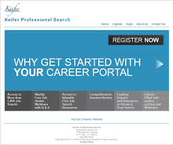 Free Job Portals To Search Resumes by Keifer Professional Search Executive Recruiters