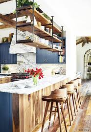 Gorgeous Kitchen Designs by Chic Kitchen Design With Industrial And Rustic Touches Digsdigs