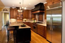 copper backsplash kitchen copper backsplash kitchen traditional with backsplash barstools