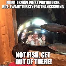 thanksgiving fish imgflip