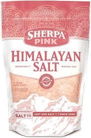 ebay himalayan salt l sherpa pink himalayan salt 2lbs extra fine grain ebay