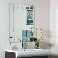 White Oval Bathroom Mirror Oval Bathroom Mirror