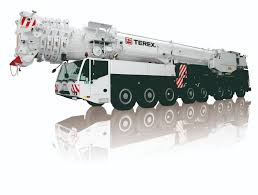 terex ac 140 all terrain crane the best crane 2017