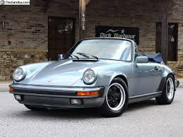 the samba porsche 911 thesamba com vw classifieds 1984 porsche 911 cabriolet