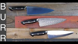 kitchen knives review uk bob kramer chef knives carbon vs damascus vs stainless comparison