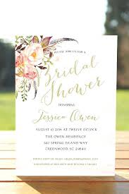 bridal invitation wording bridal shower invitations ryanbradley co