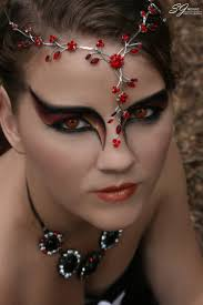 Eye Halloween Makeup by Best 25 Devil Makeup Ideas On Pinterest Fire Makeup Theatrical