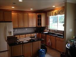 kitchen paint colors with oak cabinets and white appliances awesome kitchen paint colors oak cabinets white miu image for