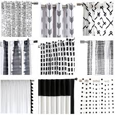 White Curtains My Favorite Black And White Curtains Cuckoo4design