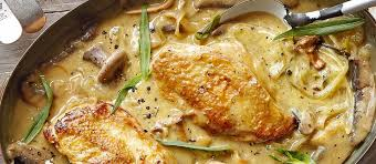 Chicken Breast Recipes For A Dinner Party - dijon chicken cook diary