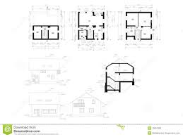 Ground Plan by Ground Plan Of Flat Building Stock Photography Image 19931852