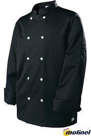 veste de cuisine homme noir veste de cuisine homme noir molinel