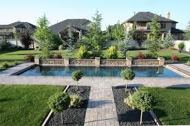 Lap Pools Inground Lap Pool Dimensions Lap Pool Designs - Backyard lap pool designs