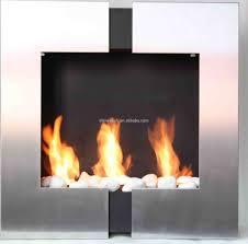 modern indoor standing bio ethanol fireplace view free standing