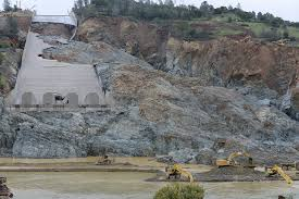 oroville dam repair is huge but so is residents u0027 mistrust san